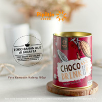 Pipiltin Cocoa Chocolate Drink FLORES 65% 180gr Minuman Coklat Bubuk