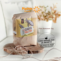 Pipiltin Cocoa Chocolate Drink NUSA BLEND 1kg Minuman Cokelat Bubuk