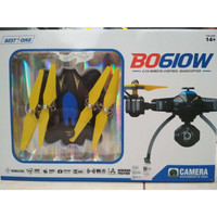 MAINAN RC DRONE BO610W WITH CAMERA AND WIFI - attitude