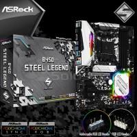Asrock B450 Steel Legend (AM4, B450, DDR4) Motherboard AMD