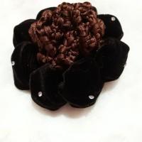 dijual harnet rambut merk madonna warna coklat tua cantik harga promo