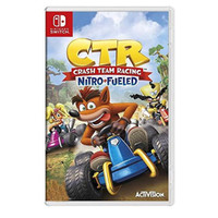 Switch CTR Crash Team Racing - Nitro Fueled English Asia Game