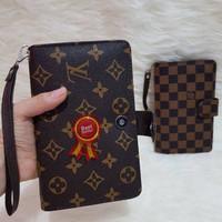 Dompet Branded Wanita Import Korea Style Murah Panjang Pendek Impor