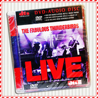 DVD Musik The Fabulous Thunderbirds Live - DVD Audio DTS Surround HiRe