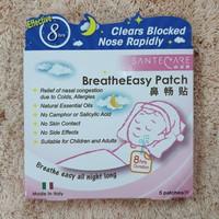 breatheasy - Breath Easy Patch - Pelega Pernapasan Anak & Bayi