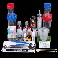 Promo 32 Pcs Ilmu Percobaan Kimia Alat Peraga Reagen Alkohol