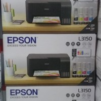 AOD - Printer Epson L3150 Eco Tank Print Scan Copy WifiDirect