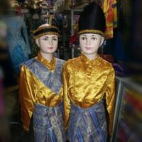 Baju Adat Daerah Aceh ukuran L anak anak remaja kostum nusantara