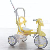 IIMO Macaron Foldable Tricycle - Yellow