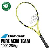 New! Raket Tenis Babolat Pure Aero TEAM 2019 / Raket Babolat Pure Aero