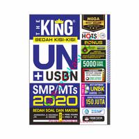 THE KING BEDAH KISI-KISI UN + USBN SMP/MTS 2020