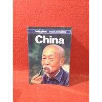 China - lonely planet - b.inggris