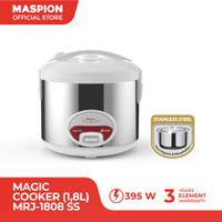 Maspion Magic Cooker MRJ-1808 Stainless Steel