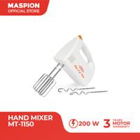 Maspion Hand Mixer MT - 1150