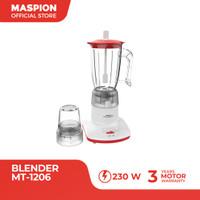 Maspion Blender MT-1206 (Putih-Merah)