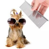sisir grooming anjing dan kucing PET4046