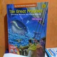 my first Islamic ensyclopebee nabi Yunus dan nabi Zakaria