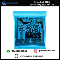 senar ernie ball 2835 extra slinky bass 40 - 95