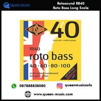 senar rotosound rb40 roto bass 40 - 100