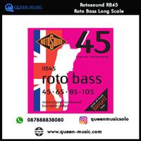 senar rotosound rb45 roto bass 45 - 105