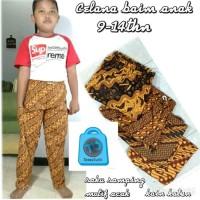 Celana Batik Anak anak U 4-7 th