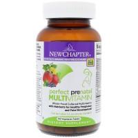 New Chapter Perfect Prenatal Multivitamin, 192 Vegetarian Tablets