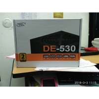 PSU Deepcool 400W DE530 All Flat Cable ORIGINAL RESMI