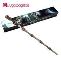 Tongkat Magic Wand Dumbledore Harry Potter Original Box Halloween