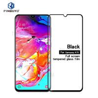 Tempered Glass 6D 5D 4D SAMSUNG A80 A70 A6 Plus A6 J4 J6 2018 OPPO A3S