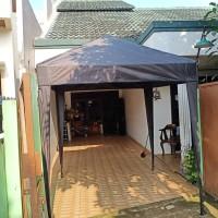 tenda cafe 2x2 pilih warna geser foto