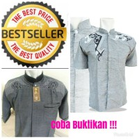 Baju Koko Lengan Pendek Murah / Baju Muslim / Baju Taqwa Dewasa