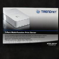 Trendnet TE100-MP1UN 1-Port Multi Function Print Server
