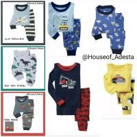 Baju Tidur Anak pakaian Anak Piyama anak Laki-laki GAP size 3T