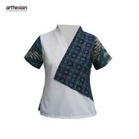 [Arthesian] Blouse Batik Wanita - Tiara Batik Printing