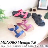 Sandal karet wanita empuk - Monobo Moniga 7.6