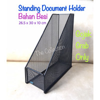 ATK0672AC GOJEK GRAB ONLY Standing Document Magazine Holder 10098018