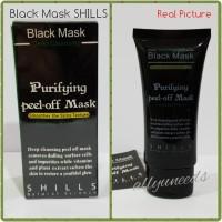 Black Mask Shills Purifying peel off Mask