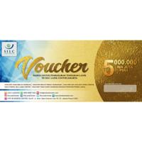 Voucher Pembiayaan Tindakan Lasik di SILC LASIK CENTER Rp 5 juta