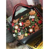 SLINGBAG : MICHI LEATHER CARVING AND PAINTING (PREORDER)