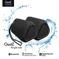 2 Unit OontZ Angle solo Super Portable Bluetooth Speaker - Black