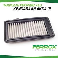 Ferrox Filter Udara & Filter Cabin Honda CR-V Turbo (Combo 2 in 1)