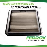 Ferrox Filter Udara & Filter Cabin Mitsubishi Pajero (Combo 2 in 1)