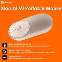 XIAOMI Mi Mouse Portable Dual Connection Bluetooth 4.0 2.4G