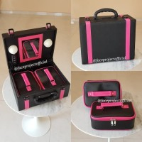 Koper Make Up Case Beauty Case Makeup Kotak Rias Tas Kosmetik Box