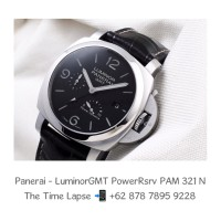 Panerai - Luminor GMT Power Reserve PAM 321 'N'