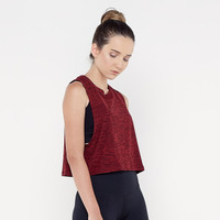 CoreNation Active Mikaela Tank Top - Misty Red