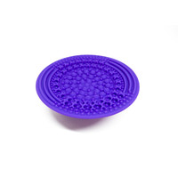 Tammia silicone brush cleansing cup L acc-065 - Ungu thumbnail