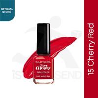 Silkygirl Ever Glossy 15 Cherry Red