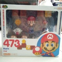 Nendoroid No.473 Super Mario Bros Big Include Diorama NEW MIB KWS