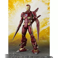 SHF Ironman MK 50 MK L Nano Weapon Set Avengers Infinity Wars Marvel